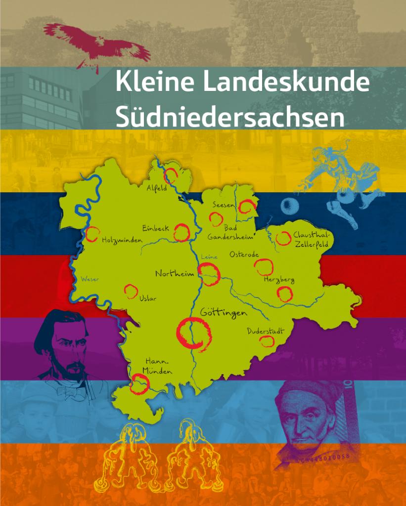 """Titelseite der """"Kleinen Landeskunde Südniedersachsen"""""""